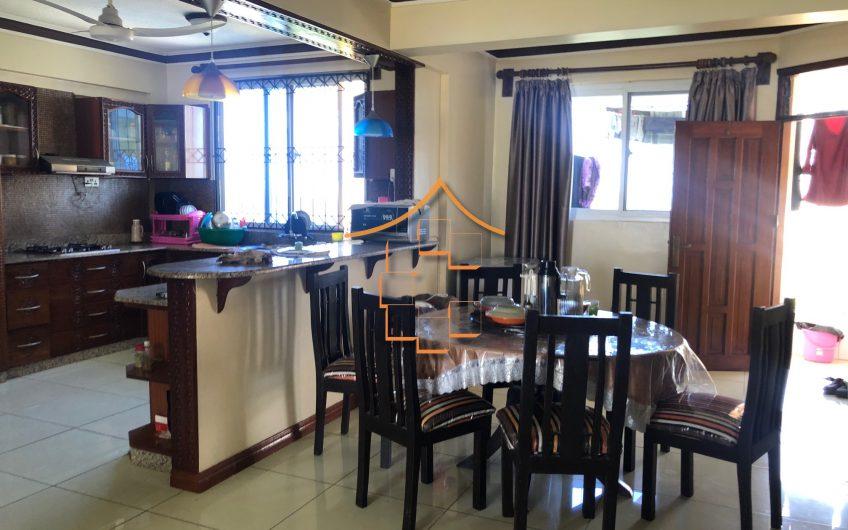 KIZINGO : 4 BEDROOM APARTMENT